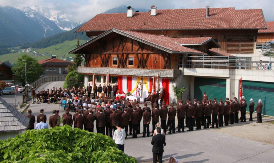 Feuerwehrfest 110 Jahre FF Tessenberg