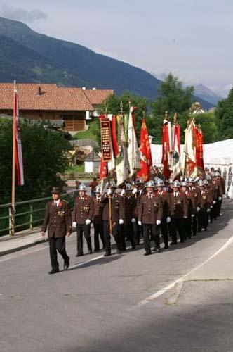 Impressionen aus 110 Jahren Feuerwehr Tessenberg